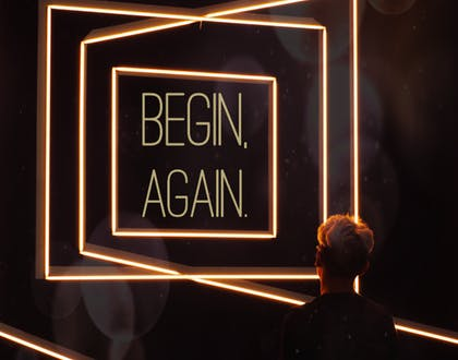 Begin, Again - Part 3