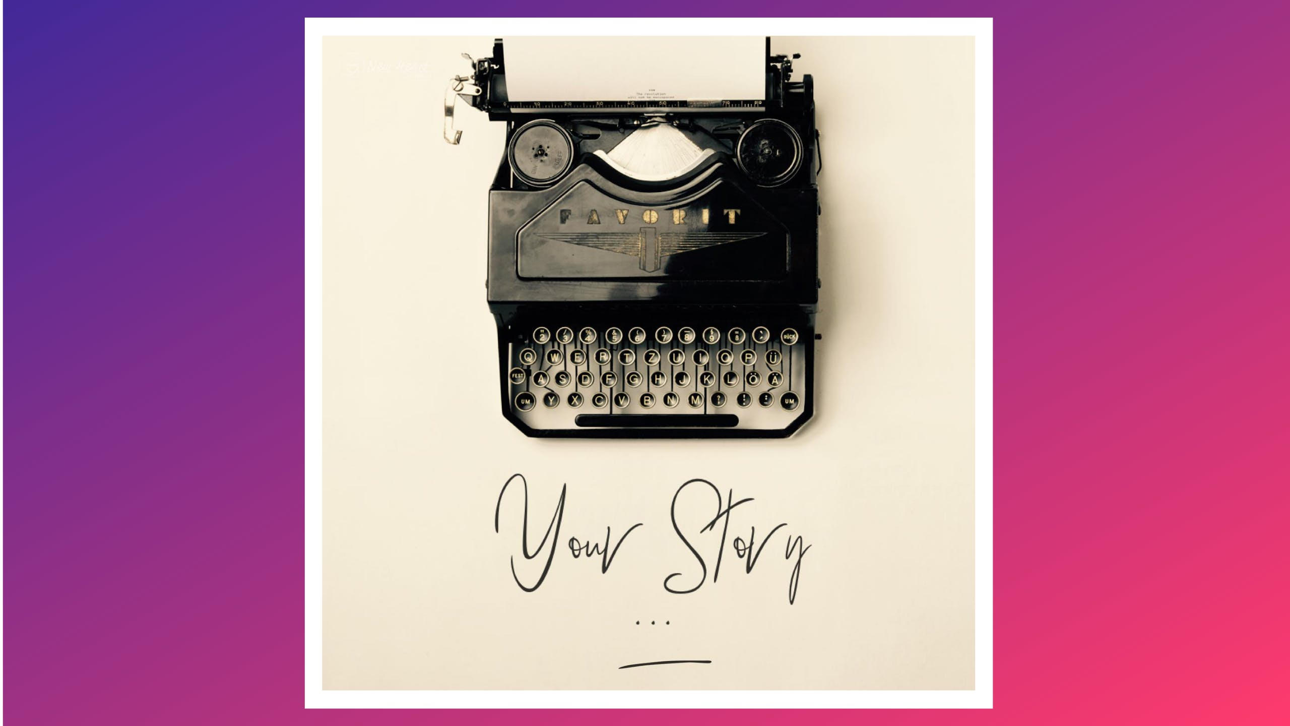Your Story - Ralph & Julie Lewis // Andy Lewis